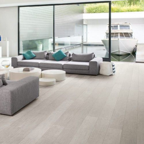 Grey Hardwood Floor