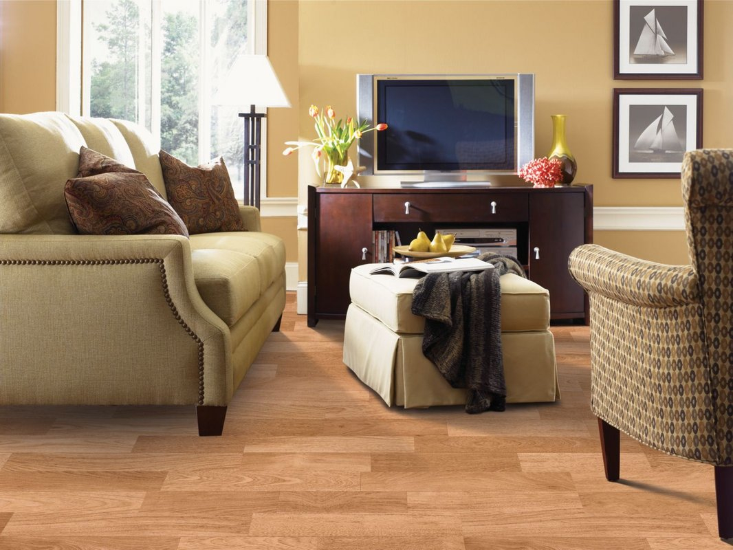 Mohawk Light Bamboo Flooring