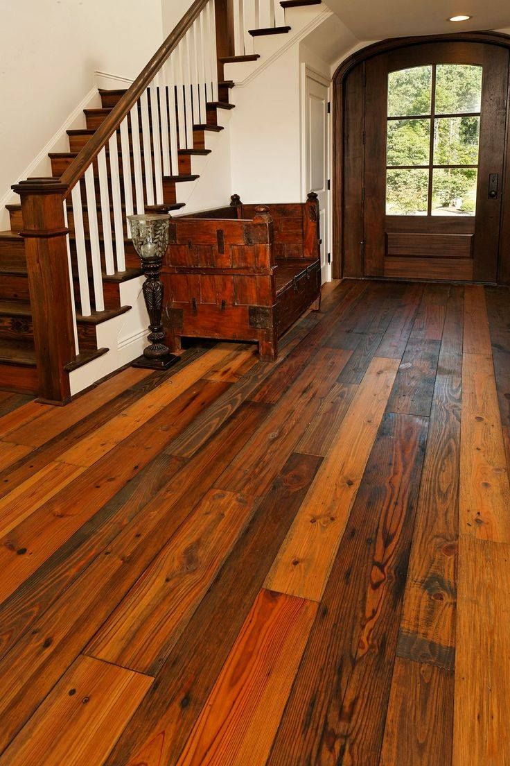 Custom Hardwood Flooring Installation - Monet Floors